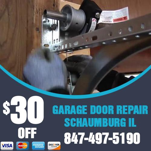 Garage Door Repair Schaumburg IL Coupon