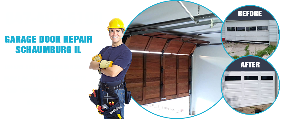 Garage Door Repair Schaumburg IL banner